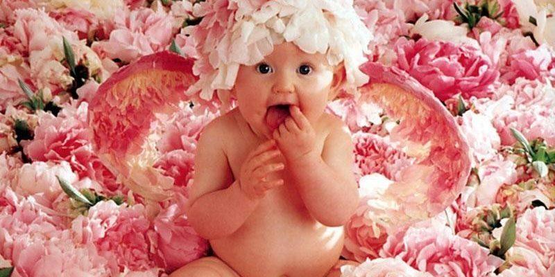 rose fille